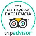Certificado de Excelência TripAdvisor 2017